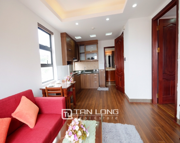 1 bedroom serviced apartment for rent on Dao Tan street 3