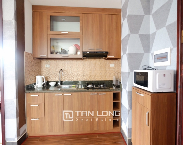 1 bedroom serviced apartment for rent on Dao Tan street 5