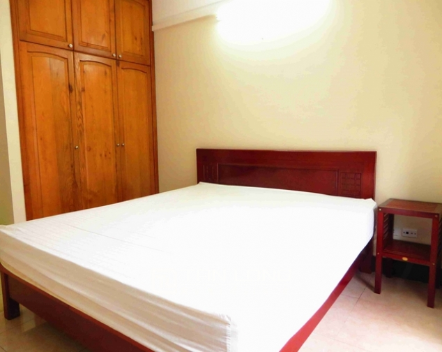 1 bedroom serviced apartment for rent on Hoang Hoa Tham str., Ba Dinh distr., Hanoi 4