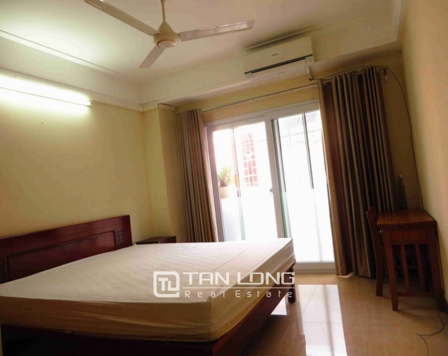 1 bedroom serviced apartment for rent on Hoang Hoa Tham str., Ba Dinh distr., Hanoi 5