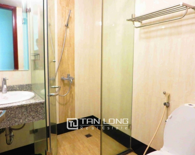 1 bedroom serviced apartment for rent on Hoang Hoa Tham str., Ba Dinh distr., Hanoi 6