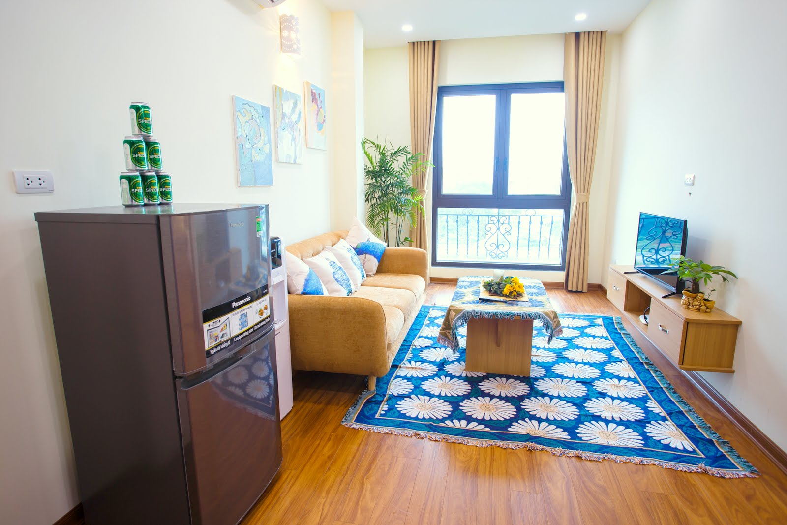 1 Bedroom Serviced Apartment For Rent On Quan Hoa Street, Cau Giay