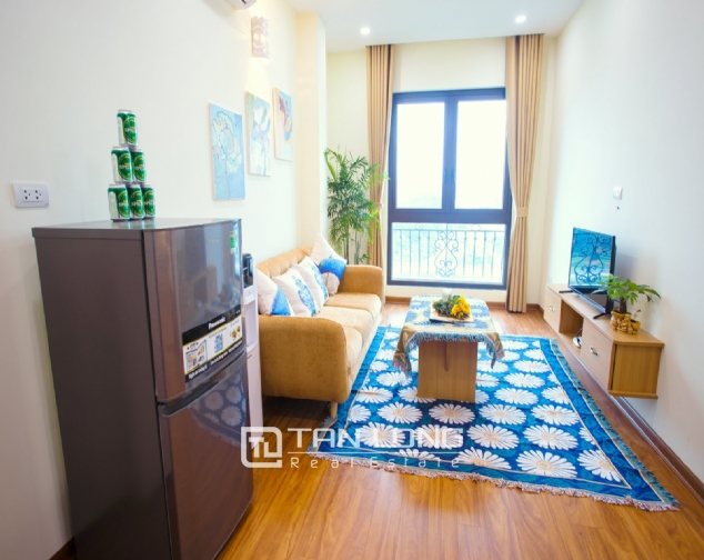 1 bedroom serviced apartment for rent on Quan Hoa street, Cau Giay 1