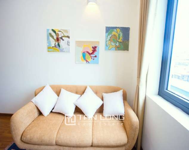 1 bedroom serviced apartment for rent on Quan Hoa street, Cau Giay 4