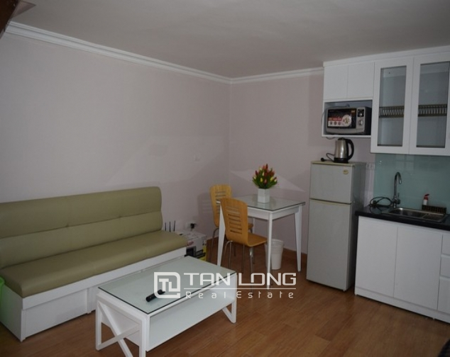 1 bedroom serviced apartment in Yen The, Dong Da district, Hanoi 2