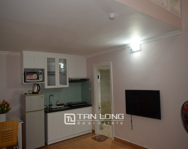 1 bedroom serviced apartment in Yen The, Dong Da district, Hanoi 3