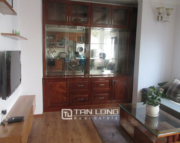 1 bedroom serviced apartment rental in Lang Ha, cozy space, nice furniture 1
