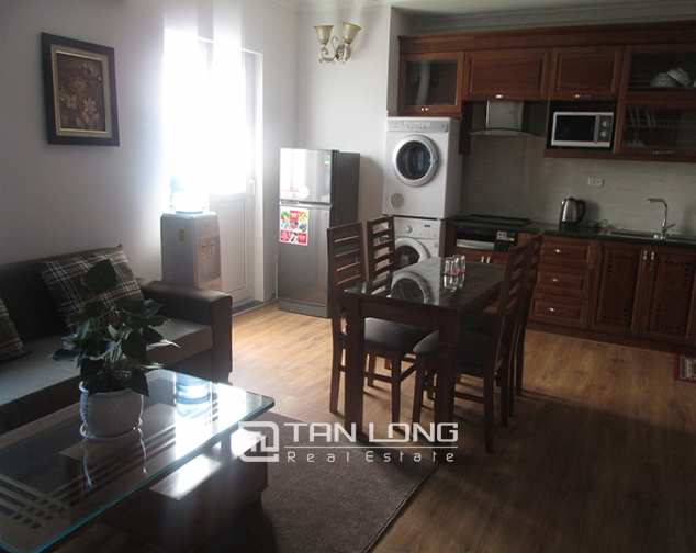 1 bedroom serviced apartment rental in Lang Ha, cozy space, nice furniture 2