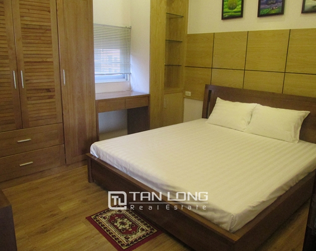 1 bedroom serviced apartment rental in Lang Ha, cozy space, nice furniture 4