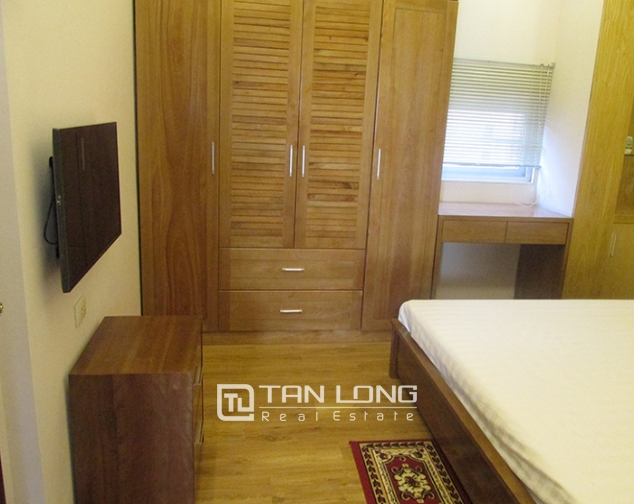 1 bedroom serviced apartment rental in Lang Ha, cozy space, nice furniture 5