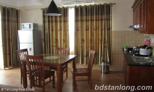 1 bedrooms apartment in Nghi Tam Village for rent. 1