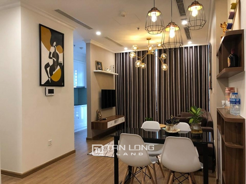 $1.000 / 2Br Fully furnished apartment for rent in Vinhomes Skylake 4
