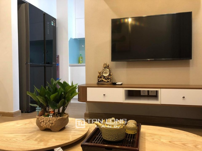 $1.000 / 2Br Fully furnished apartment for rent in Vinhomes Skylake 7