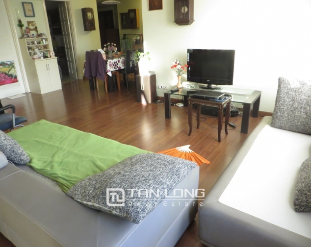 142m2 apartment for sale in E5 Ciputra, Tay Ho 2