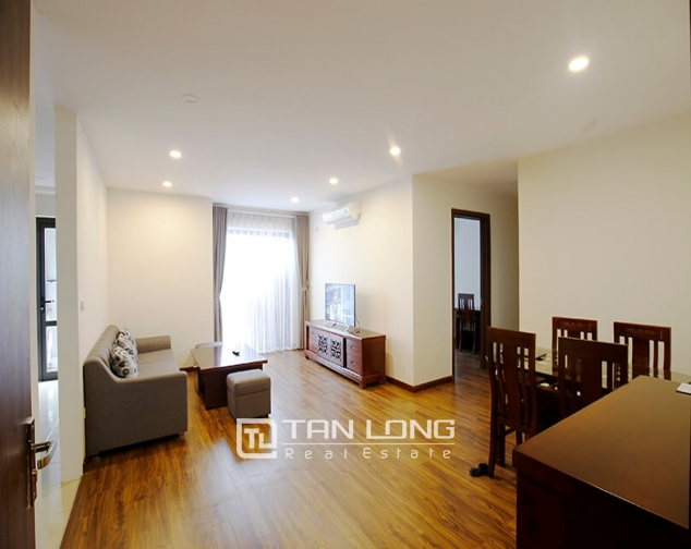 2 bedroom apartment for rent in Lac Hong Building, Tay Ho street 1