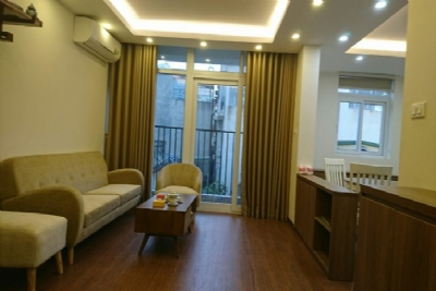 2 bedroom apartment for rent in Lane 3, Van Cao street, Ba Dinh