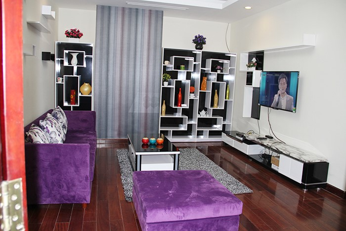 2 bedroom apartment for rent in R5 Vinhomes Royal City, nice decoration