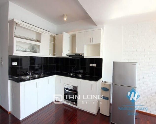 2 bedroom apartment for rent on Quang An street, Tay Ho facing West Lake 5