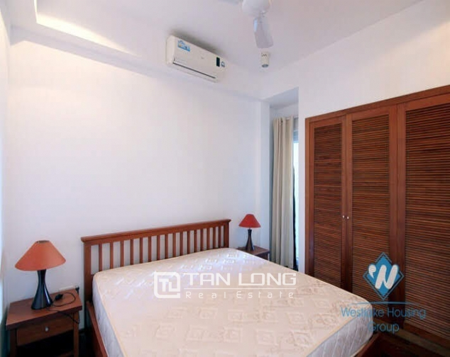 2 bedroom apartment for rent on Quang An street, Tay Ho facing West Lake 6