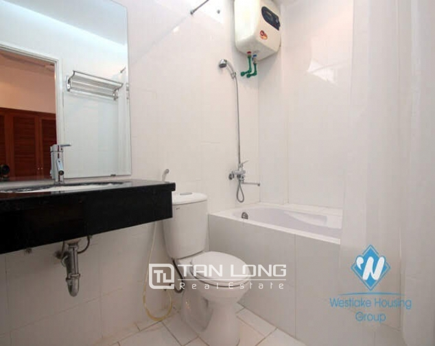 2 bedroom apartment for rent on Quang An street, Tay Ho facing West Lake 9