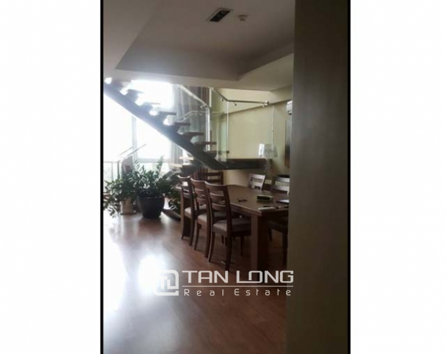 2 bedroom duplex with full furnishings for sale in P1 Ciputra, Tay Ho, Hanoi 4