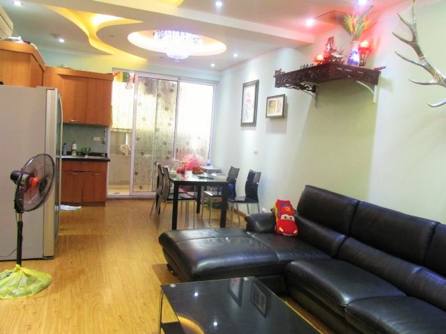 2 bedroom flat for rent in Packexim, Tay Ho dist, Hanoi