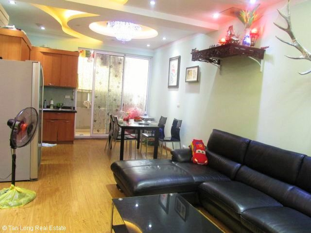 2 bedroom flat for rent in Packexim, Tay Ho dist, Hanoi 1