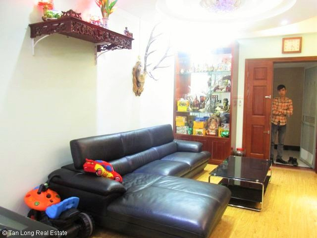 2 bedroom flat for rent in Packexim, Tay Ho dist, Hanoi 4