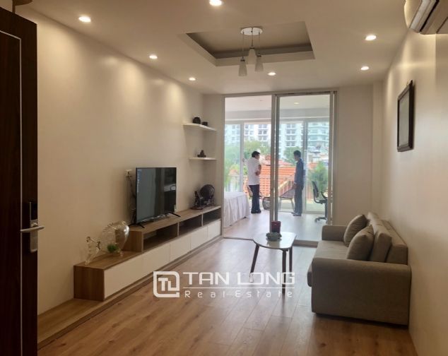 2 bedroom serviced apartment for lease in Dang Thai Mai street, Tay Ho district 2