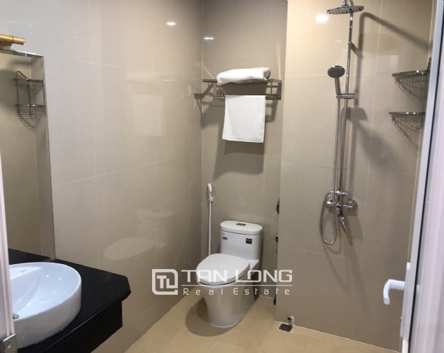2 bedroom serviced apartment for lease in Dang Thai Mai street, Tay Ho district 1