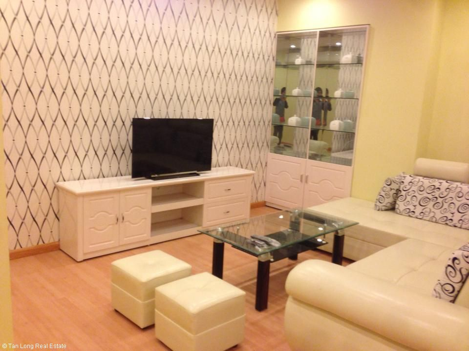 2 bedroom serviced apartment in Ngoc Lam, Long Bien district, Hanoi. 1