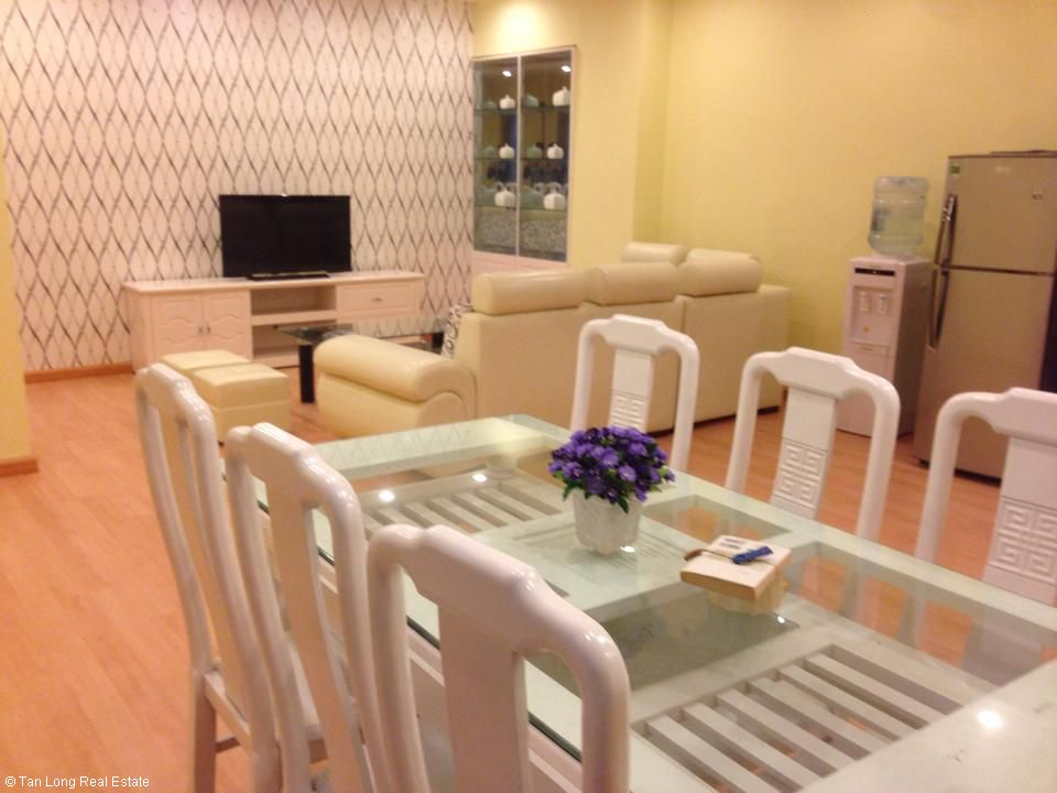 2 bedroom serviced apartment in Ngoc Lam, Long Bien district, Hanoi. 3