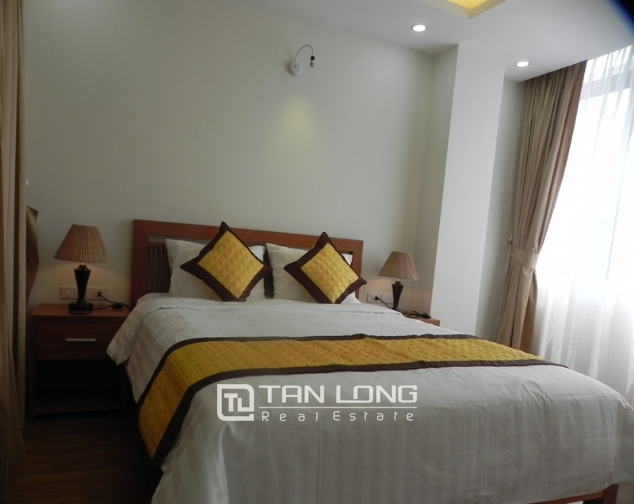 2 bedroom serviced apartment rental in Pham Ngoc Thach, Dong Da, Hanoi 10