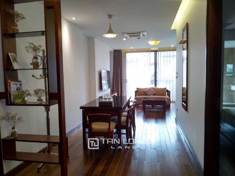 2 bedrooms apartment for rent in Xuan Dieu street, Tay ho district 5