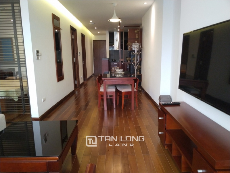 2 bedrooms apartment for rent in Xuan Dieu street, Tay ho district 12