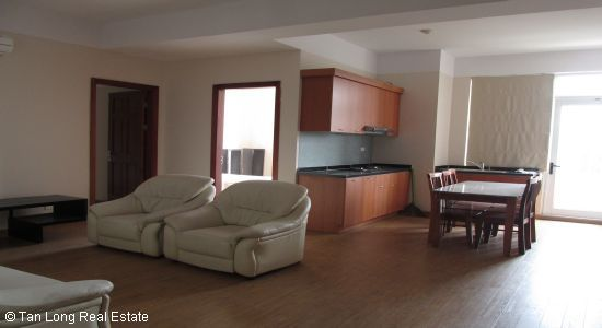 2 spacious bedrooms available apartment for rent in Packexim Tower, Phu Thuong Ward, Tay Ho 3