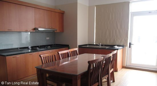 2 spacious bedrooms available apartment for rent in Packexim Tower, Phu Thuong Ward, Tay Ho 4