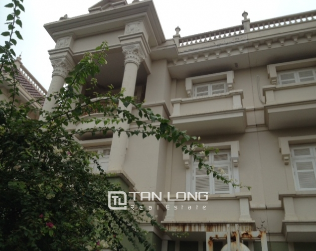 230m2 villa in T1 Ciputra for sale, modern design 4