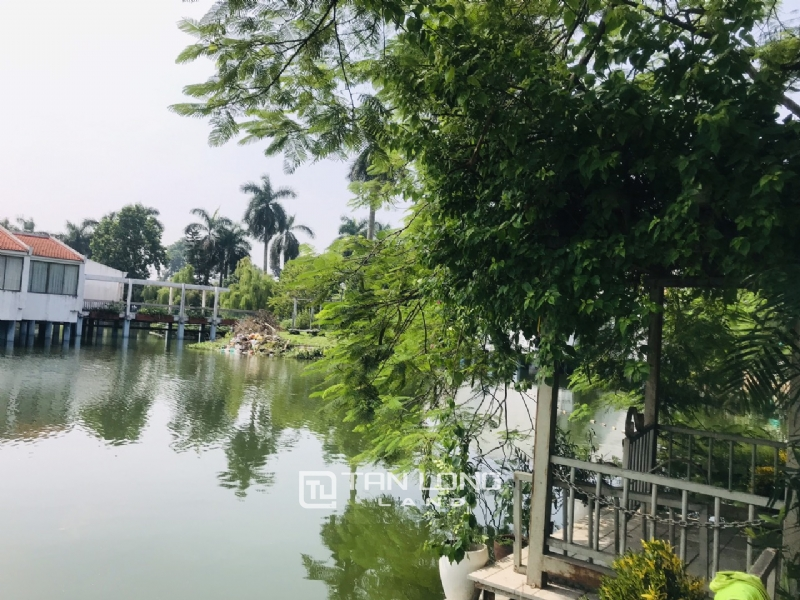 250sqm-2bedrooms a villas for rent in Tu Hoa street, Tay Ho district 11