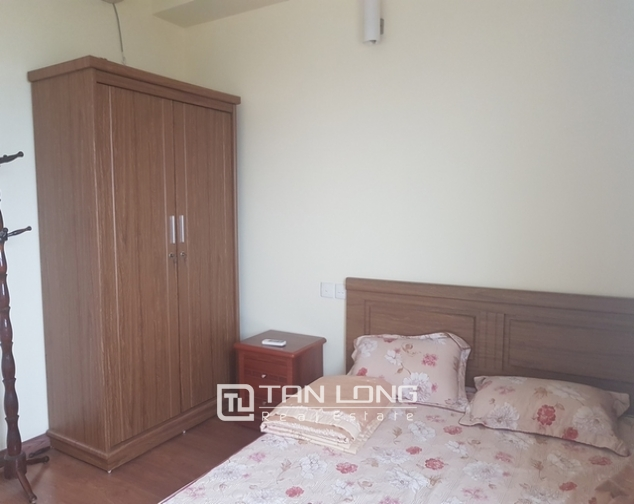 3 bedroom apartment for rent at Ciputra, Tay Ho distr., Hanoi 5