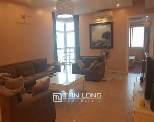 3 bedroom apartment for rent at Ciputra, Tay Ho distr., Hanoi 1