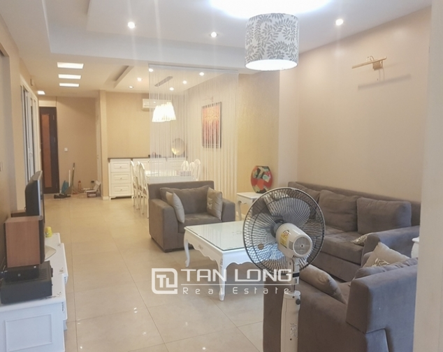 3 bedroom apartment for rent at Ciputra, Tay Ho distr., Hanoi 2