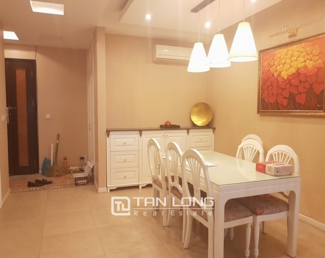 3 bedroom apartment for rent at Ciputra, Tay Ho distr., Hanoi 3