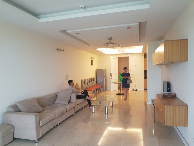 3 bedroom apartment for rent at Ciputra, Tay Ho distr., Hanoi