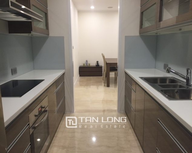 3 bedroom apartment for rent in L1 Ciputra, Bac Tu Liem dist, Hanoi 4