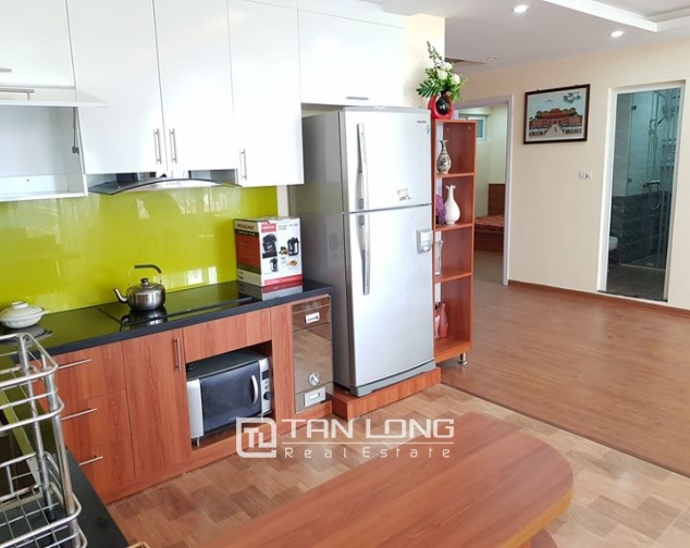 3 bedroom apartment for rent in lane 210 Doi Can 2