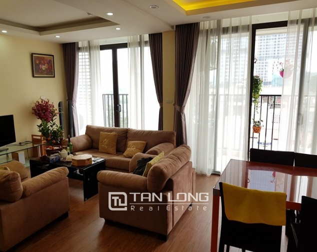 3 bedroom apartment for rent in lane 210 Doi Can 4