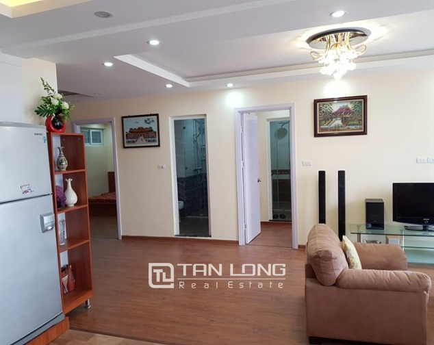 3 bedroom apartment for rent in lane 210 Doi Can 5