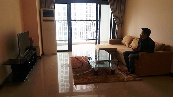 3 bedroom apartment for rent in R4 Vinhomes Royal City, Thanh Xuan dist