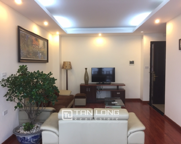3 bedroom apartment for rent on Lane 275, Au Co street, Tay Ho 1